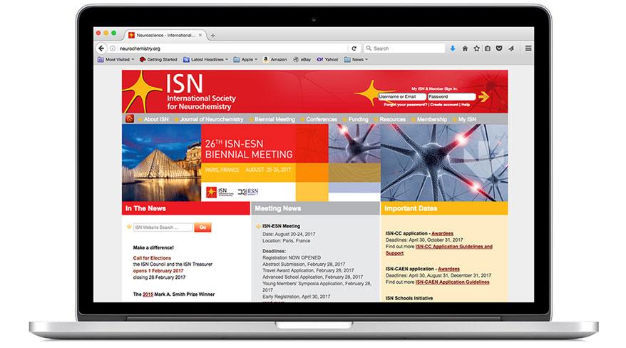 International Society of Neurochemistry