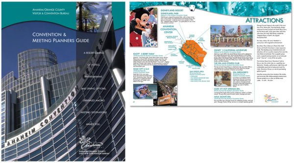 Anaheim / Orange County – Meeting Planners Guide