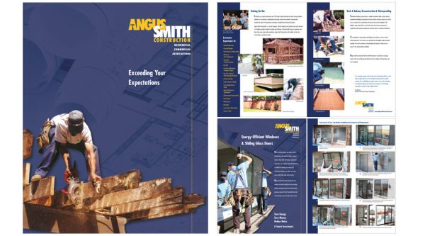 Angus Smith Construction – Collateral