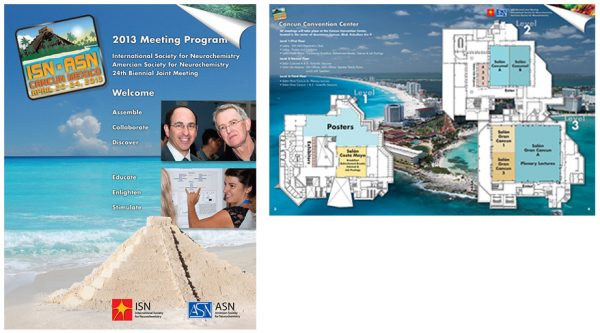 International Society for Neurochemistry – Meeting Collateral