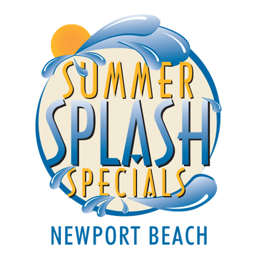 Newport Beach Summer Splash Logo