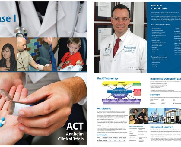 Anaheim Clinical Trials - Brochure