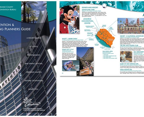 Anaheim Visitor & Convention Bureau