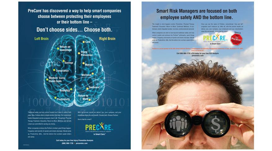PreCare Advertisements