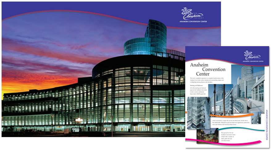 Anaheim Convention Center Brochure