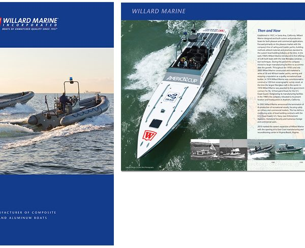 Willard Marine Brochure