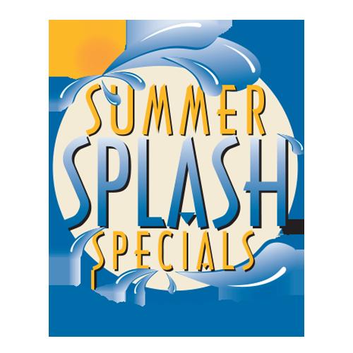 Newport Beach Summer Splash Logo