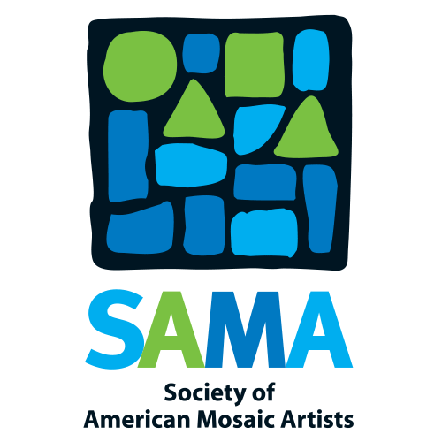 Society of American Mosaic Artists Logo
